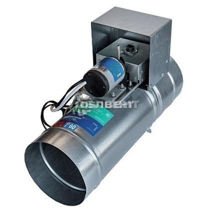 Клапан КЛОП-1(60)-НО-ф400-МВ220-К